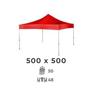 Zelt 500x500