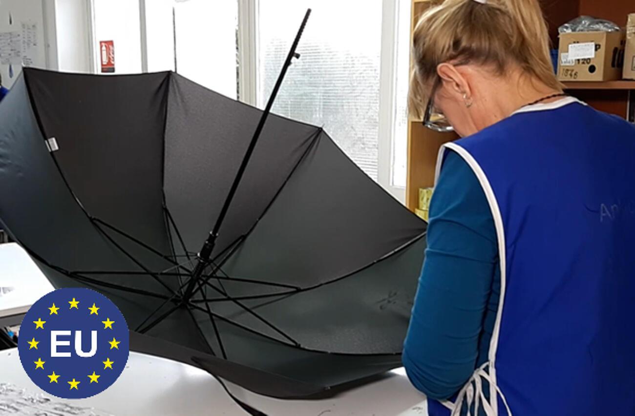 Made in EU Regenschirme