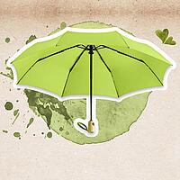 Öko Regenschirme als Werbeschirme