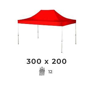 Zelt 300x200