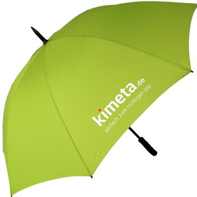 Regenschirm Kimeta bedruckt