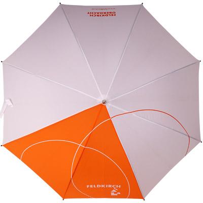 Regenschirm Feldkirch bedruckt